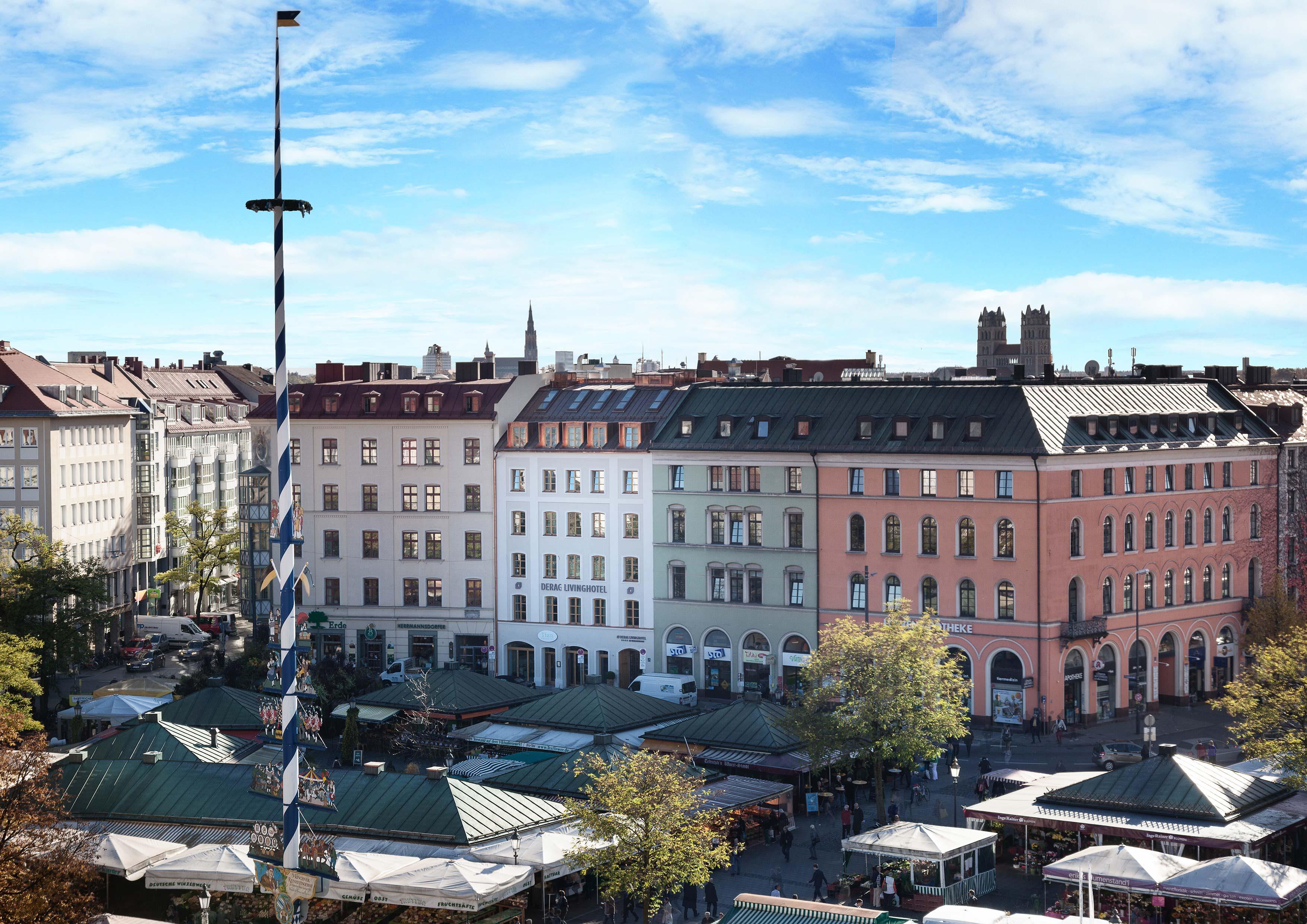 derag-livinghotels_mu%e2%95%a0enchen-viktualienmarkt_aussenansicht