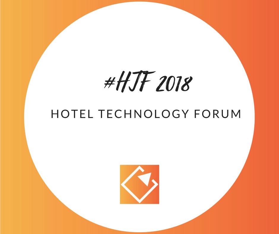 Hotel Technology Forum #HTF2018
